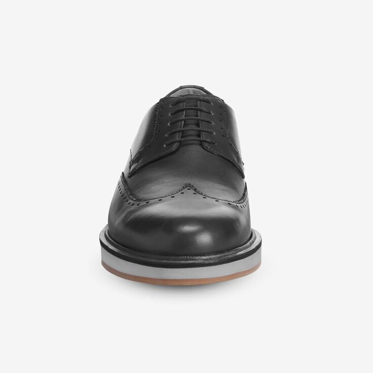 Comfortable Leather Made Black Shoes